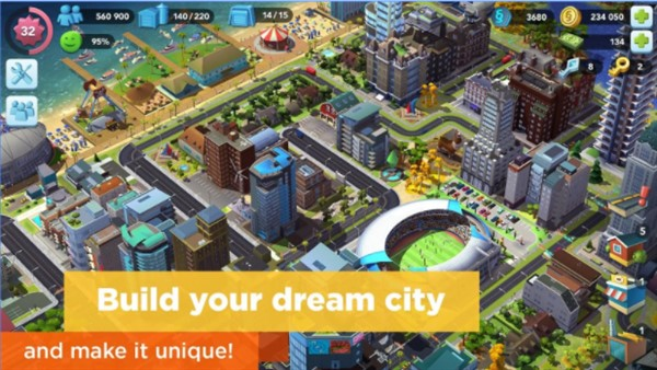 SimCity BuildIt for Windows 8